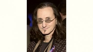 Geddy Lee Age and Birthday