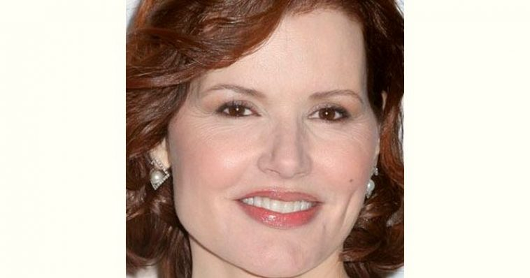 Geena Davis Age and Birthday