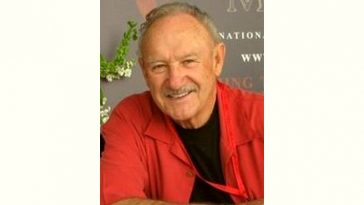 Gene Hackman Age and Birthday