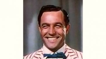 Gene Kelly Age and Birthday