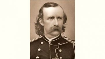 George Armstrong Custer Age and Birthday
