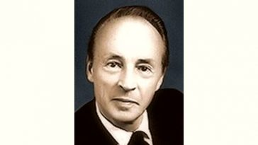 George Balanchine Age and Birthday