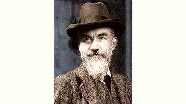 George Bernard Shaw Age and Birthday