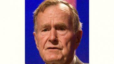 George Bush Age and Birthday