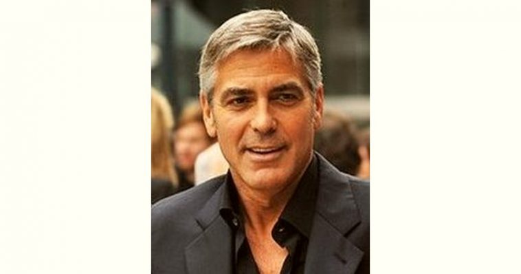 George Clooney Age and Birthday
