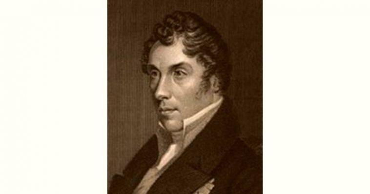George Hamilton-Gordon Age and Birthday