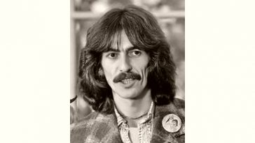 George Harrison Age and Birthday
