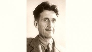 George Orwell Age and Birthday
