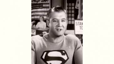 George Reeves Age and Birthday