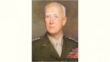 George S. Patton Age and Birthday