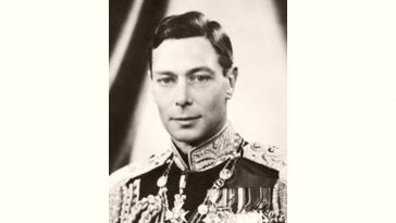 George VI Age and Birthday