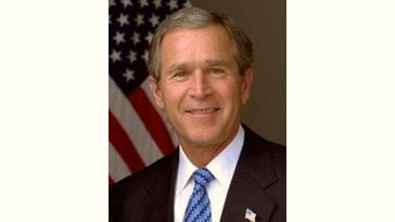George W. Bush Age and Birthday