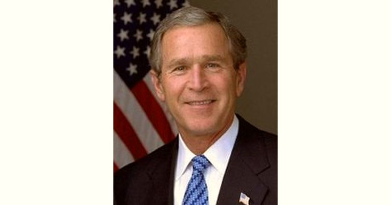 George W. Bush Age and Birthday