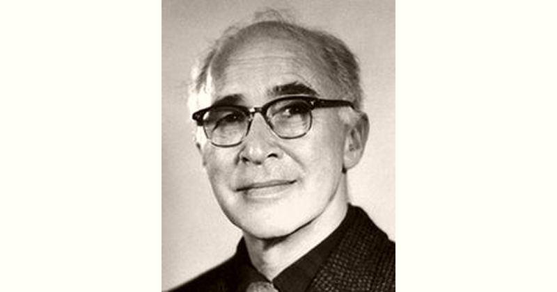 George Wald Age and Birthday