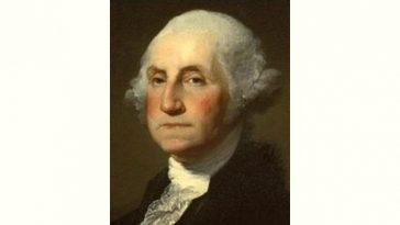 George Washington Age and Birthday