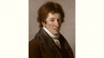 Georges Cuvier Age and Birthday