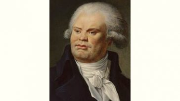 Georges Danton Age and Birthday