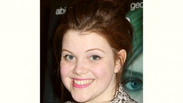 Georgie Henley Age and Birthday