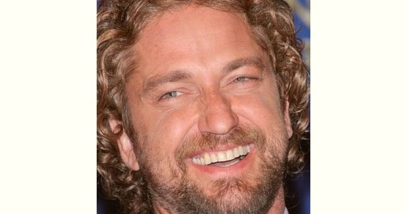 Gerard Butler Age and Birthday