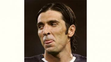 Gianluigi Buffon Age and Birthday