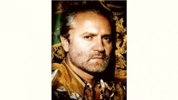 Gianni Versace Age and Birthday