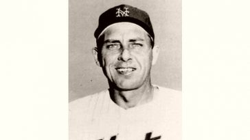 Gil Hodges Age and Birthday
