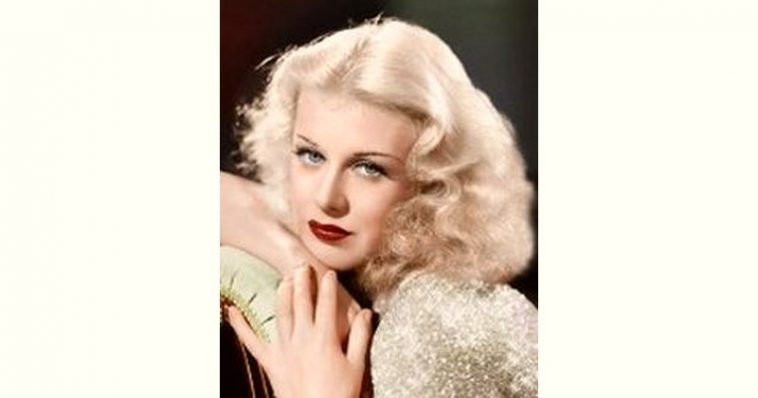 Ginger Rogers Age and Birthday
