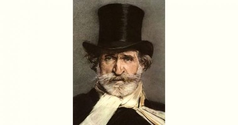 Giuseppe Verdi Age and Birthday