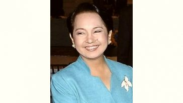 Gloria Macapagal-Arroyo Age and Birthday