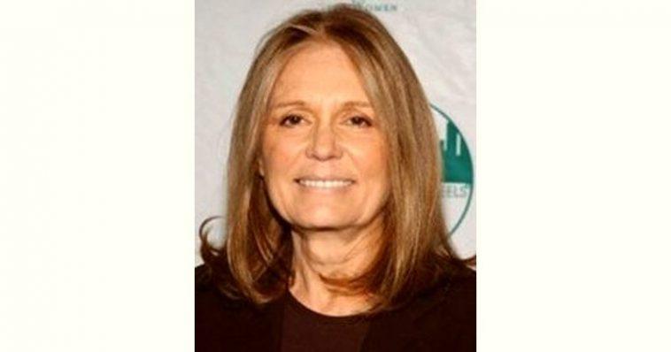 Gloria Steinem Age and Birthday