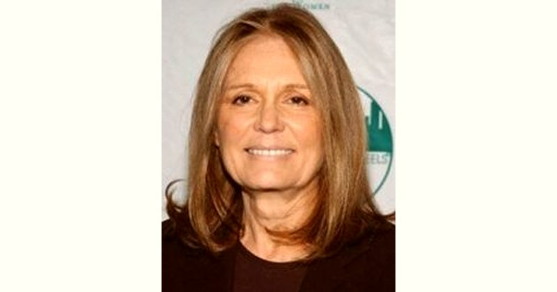 Gloria Steinem Age and Birthday