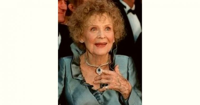 Gloria Stuart Age and Birthday