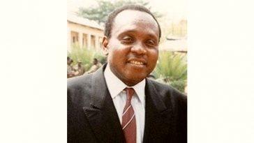 Gnassingbé Eyadéma Age and Birthday