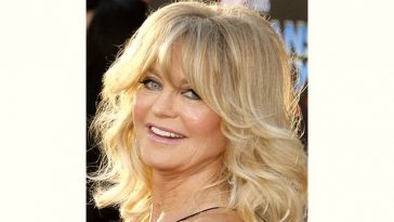 Goldie Hawn Age and Birthday