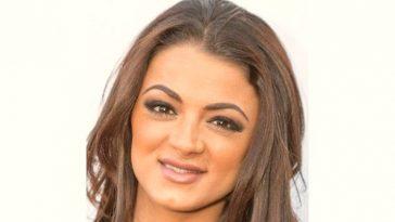 Golnesa Gharachedaghi Age and Birthday