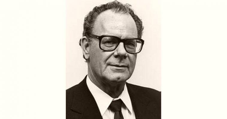 Gordon Gould Age and Birthday