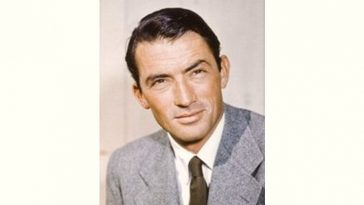Gregory Peck Age and Birthday