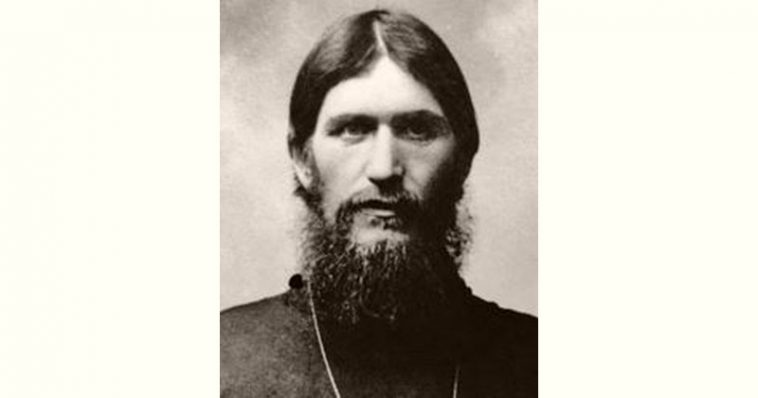 Grigori Rasputin Age and Birthday