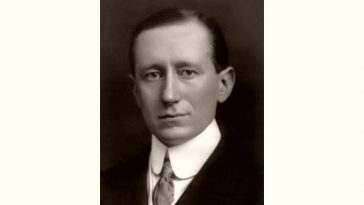 Guglielmo Marconi Age and Birthday