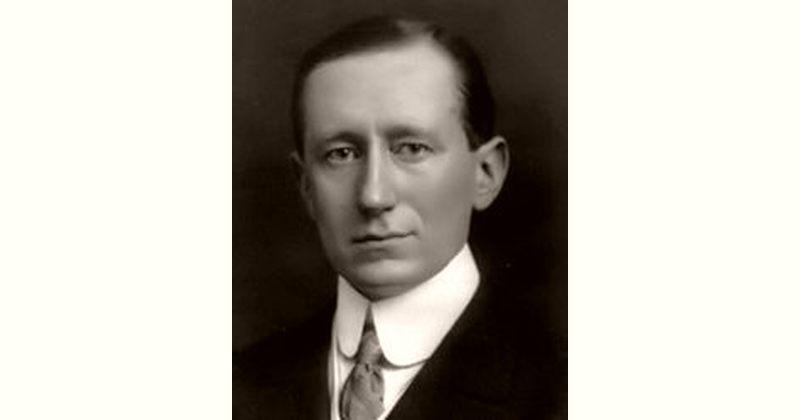 Guglielmo Marconi Age and Birthday