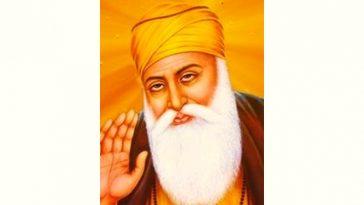 Guru Nanak Age and Birthday