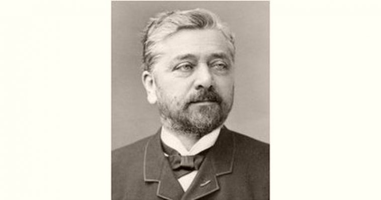 Gustave Eiffel Age and Birthday