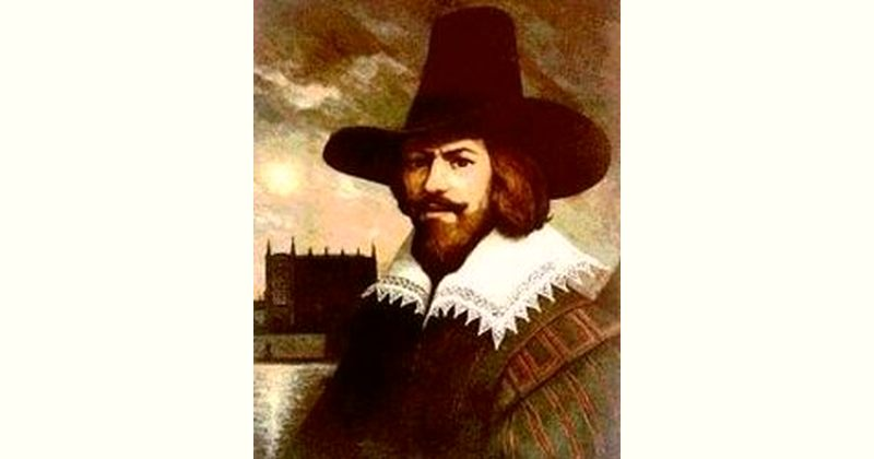 Guy Fawkes Age and Birthday