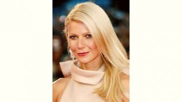 Gwyneth Paltrow Age and Birthday