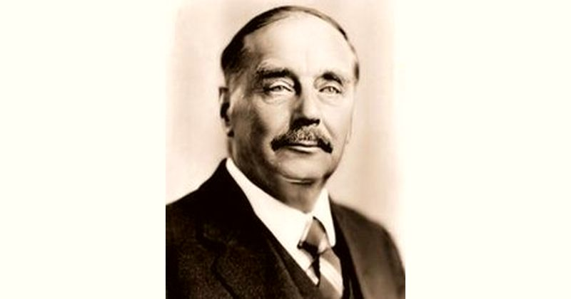 H. G. Wells Age and Birthday