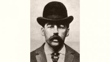 H. H. Holmes Age and Birthday