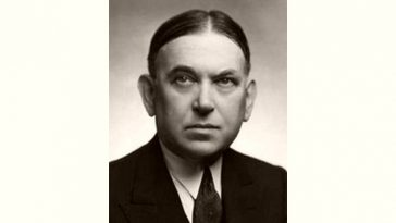 H. L. Mencken Age and Birthday