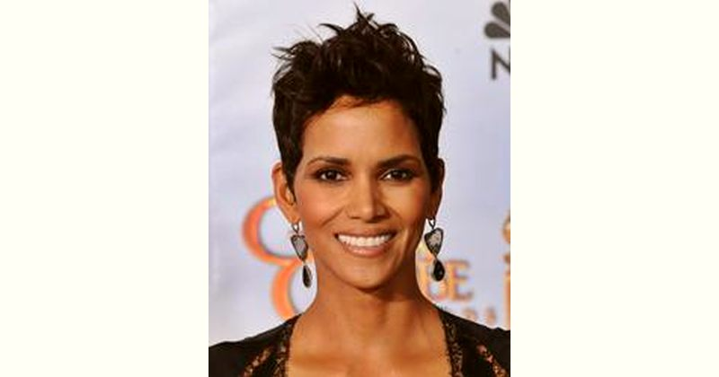 Halle Berry Age and Birthday