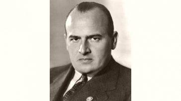 Hans Frank Age and Birthday