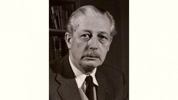 Harold Macmillan Age and Birthday